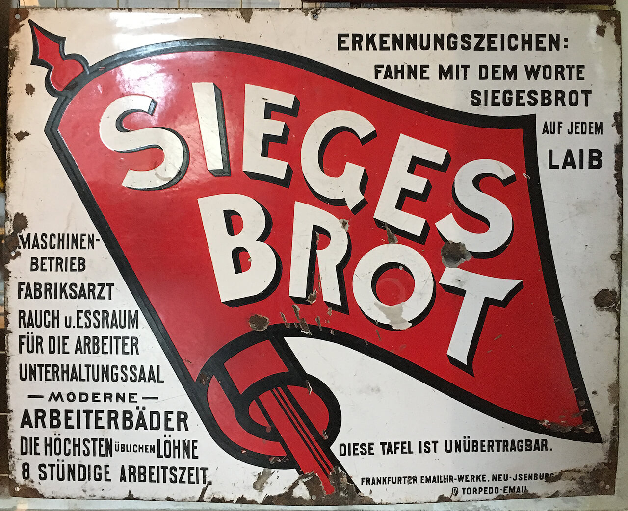 Sieges-Brot
